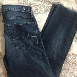 Men's 7 For All Mankind Slimmy Bootcut Jeans